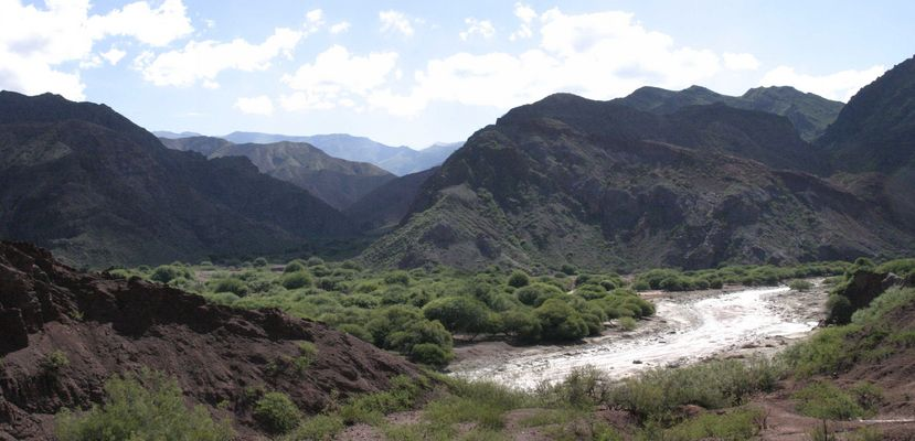 lac Argentine