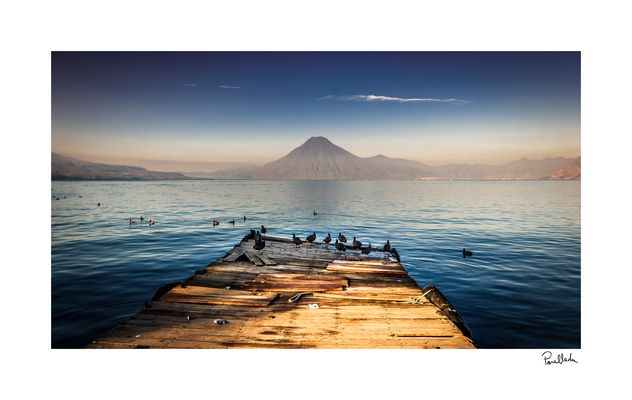 Lac Atitlan - Guatemala