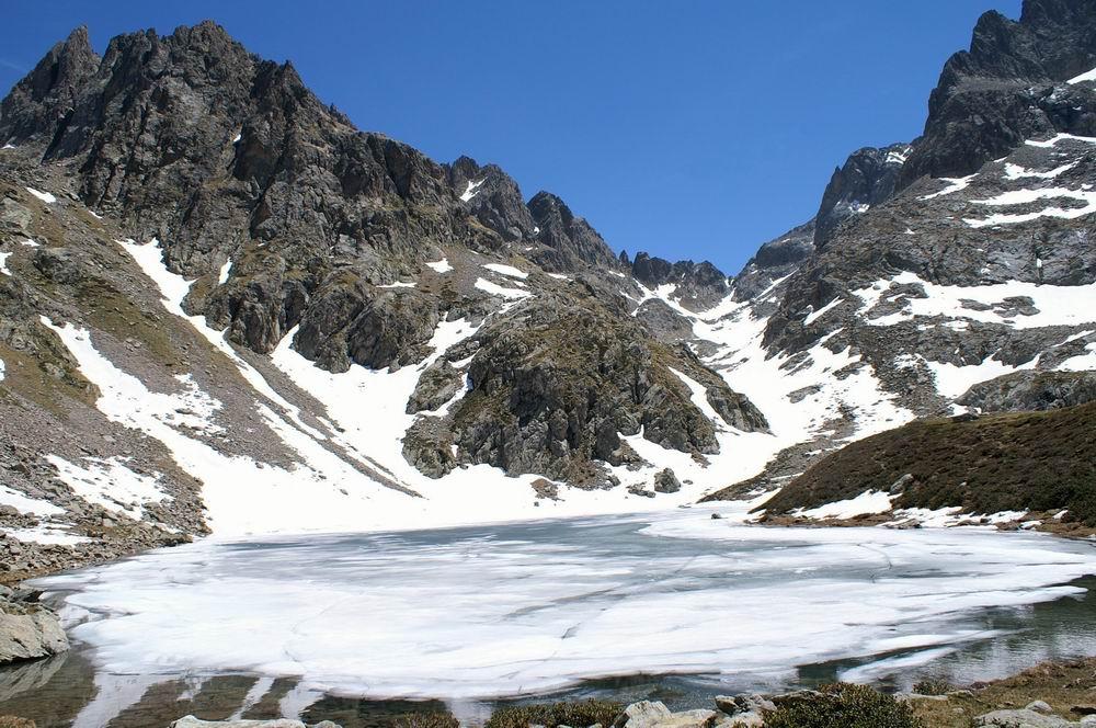 Lac Autier 2275 m