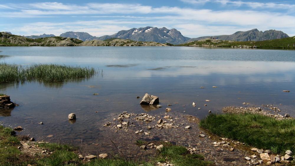 Lac Besson (l'Alpe d'Huez)
