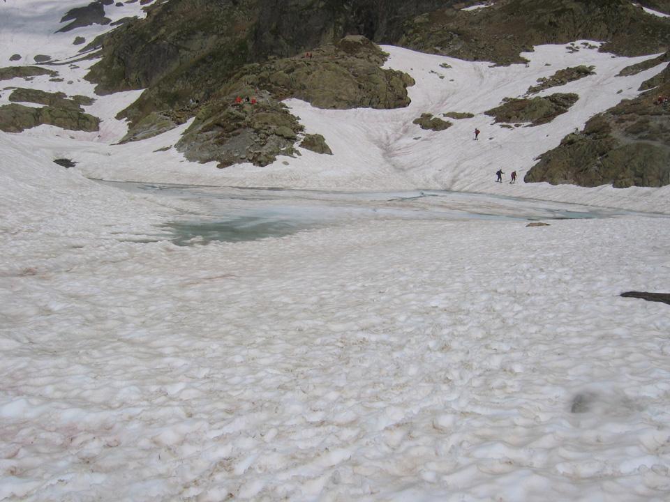 Lac Blanc fin juin 2006 2