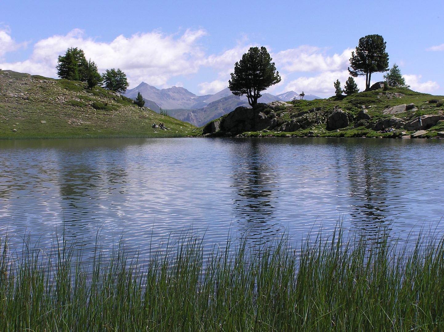 Lac bleu (bis)