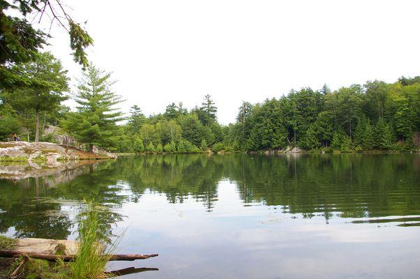 Lac cannadien