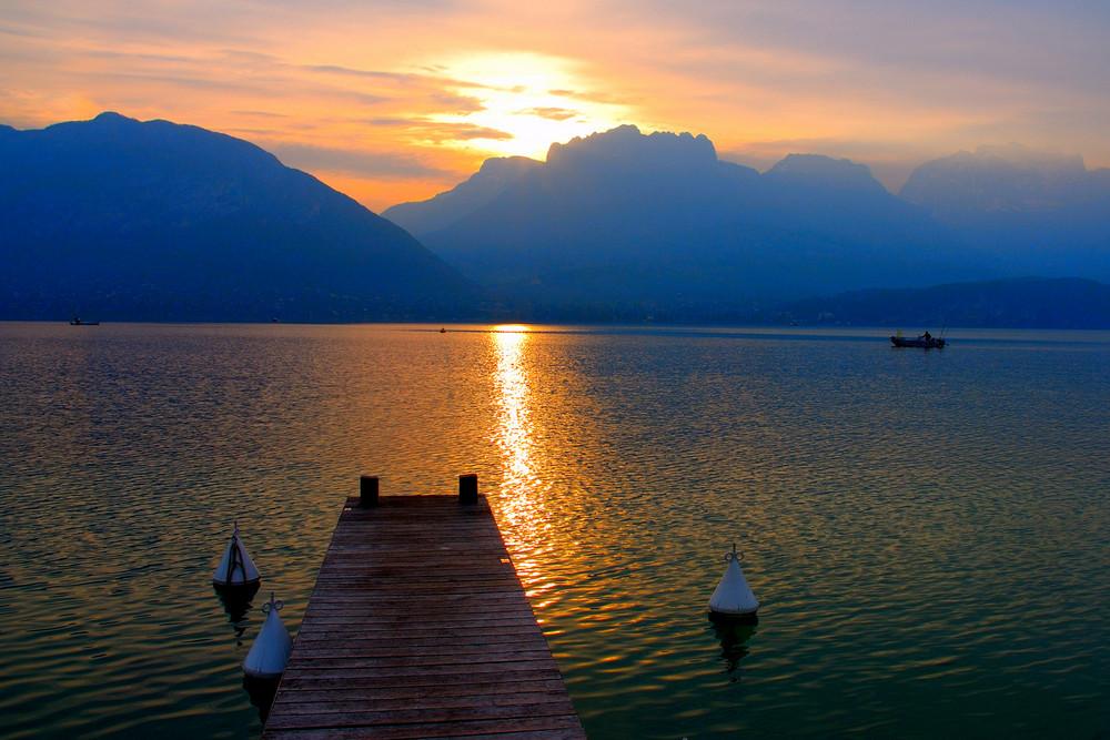 Lac d'Annecy 2