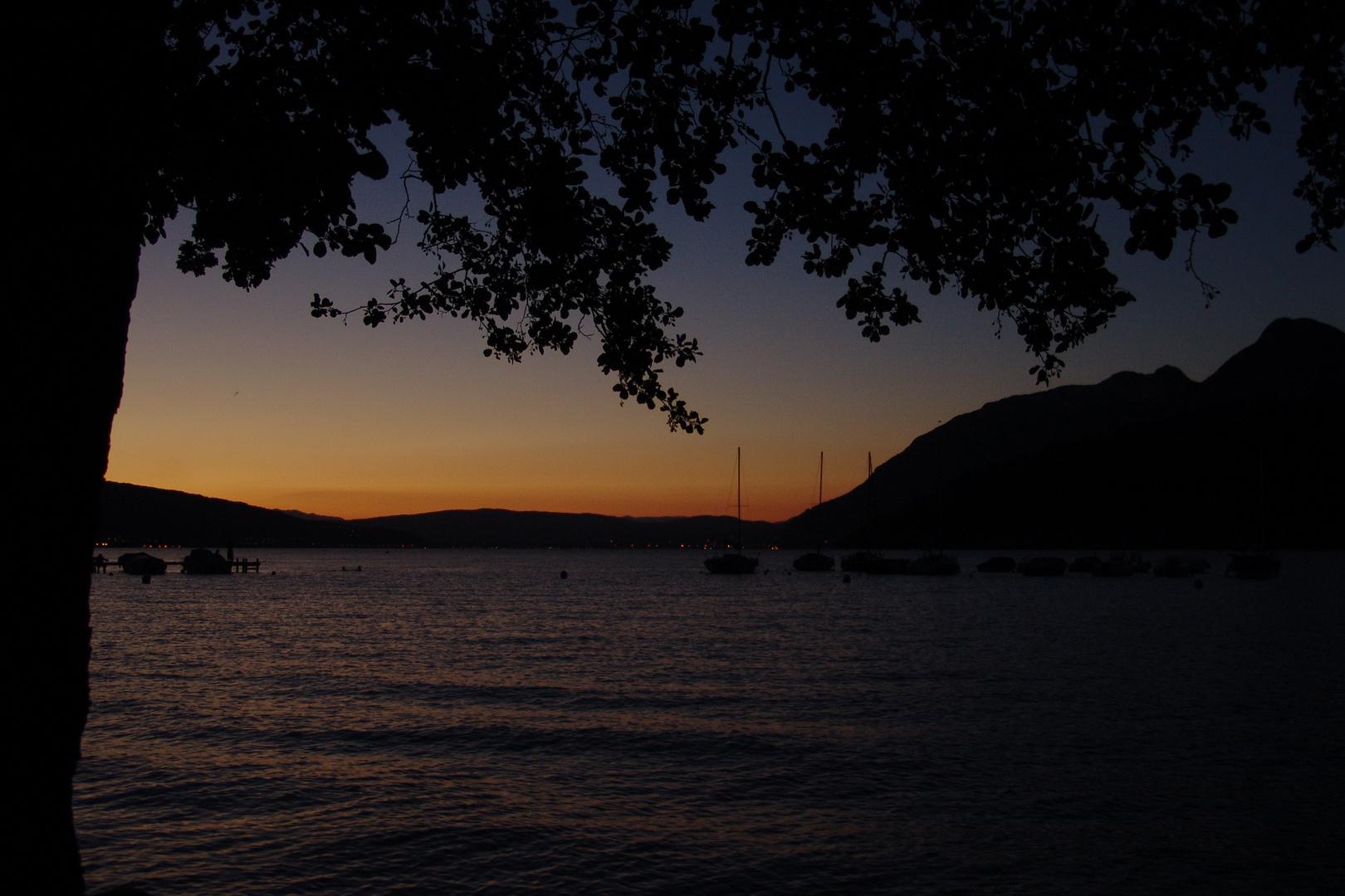 Lac de Annecy 2010
