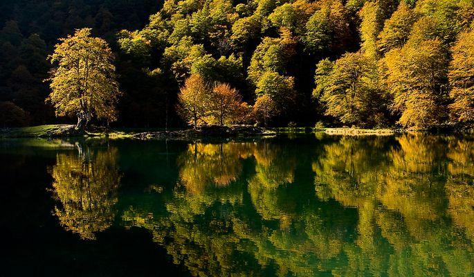 Lac de bethmale