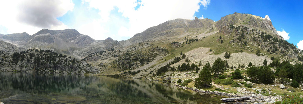 Lac de Carança