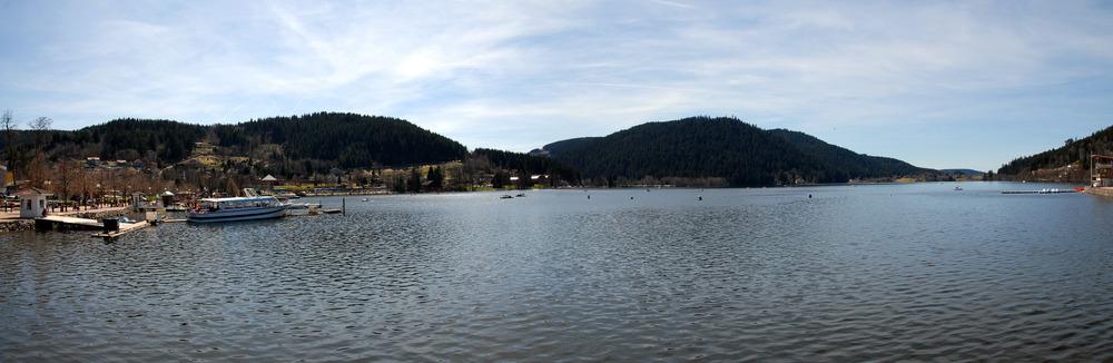 Lac De Gerardmer - See von Gerardmer