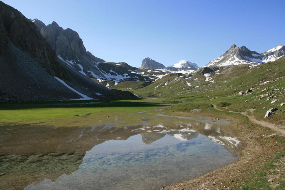 Lac de Gratteleu (Vanoise)