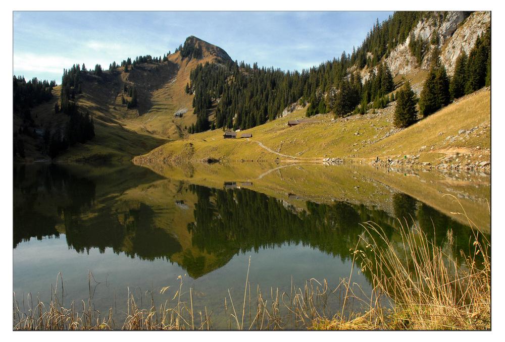 Lac de Hinterstocken