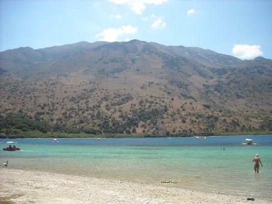 Lac de Kourna - Crete