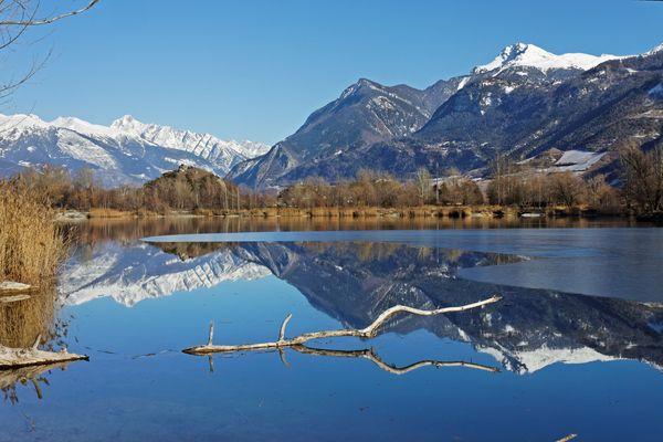 Lac de la Brèche (Granges-Grône)