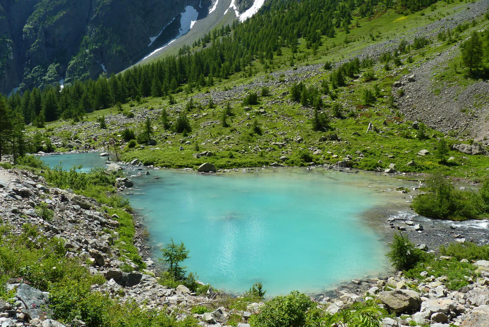 Lac de la Douche