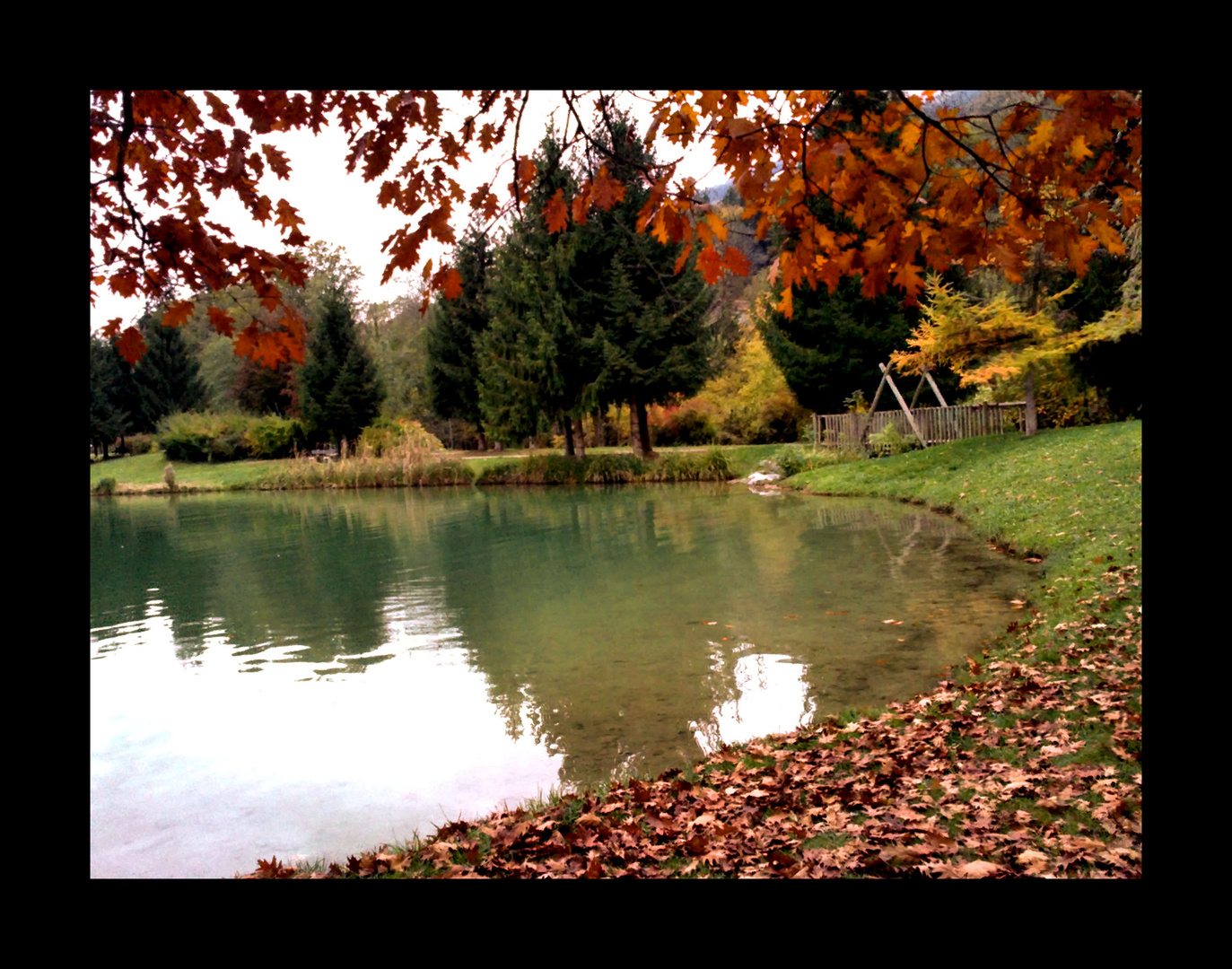 Lac de la Mirande 1 - Allevard