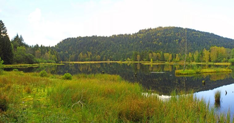 Lac de Lispach.