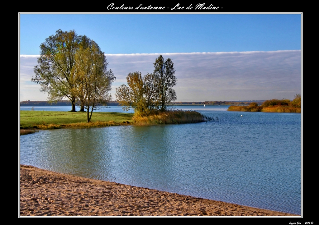 Lac de Madine-3