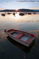 Lac de Morat (Murtensee), Suisse