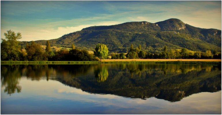 Lac de Puivert, Vallée de l'Aude, France 2012