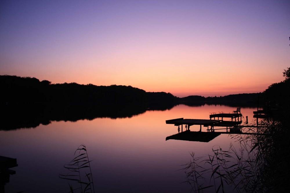 Lac de Rémering-lès-puttelange