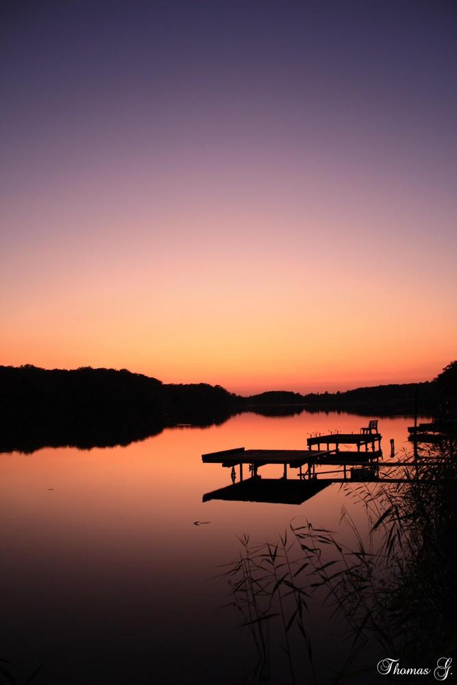Lac de Rémring-lès-puttelange