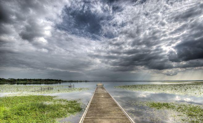 Lac de Saint Aignan de Grand lieu
