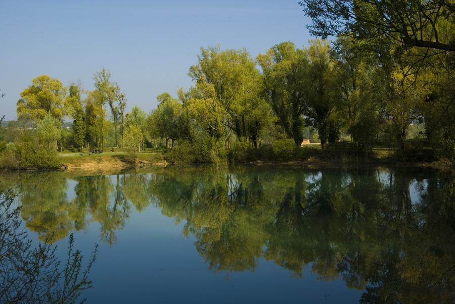 Lac de Saint Cyr