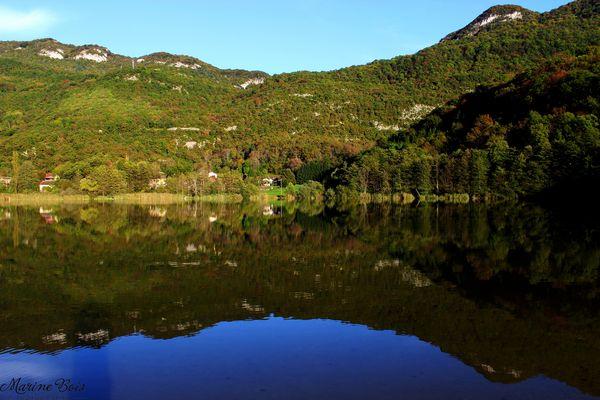 lac de saint jean de chevelu (73)