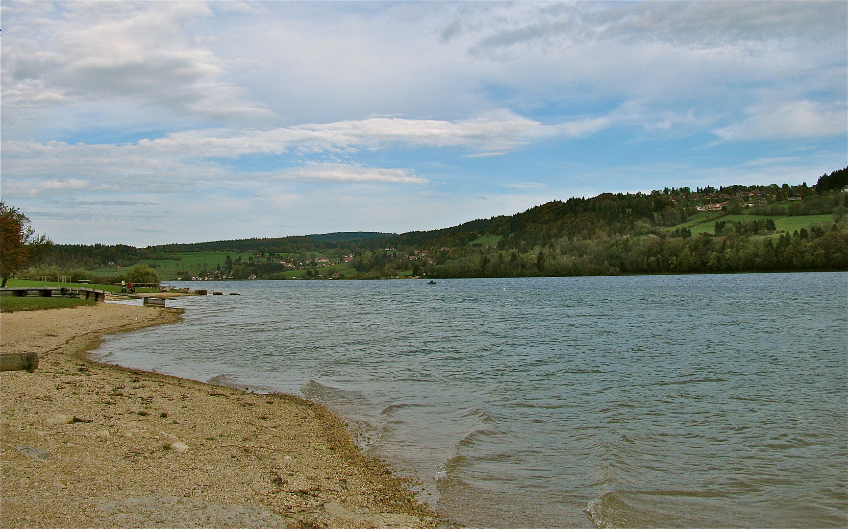 ... Lac de Saint-Point !!!...