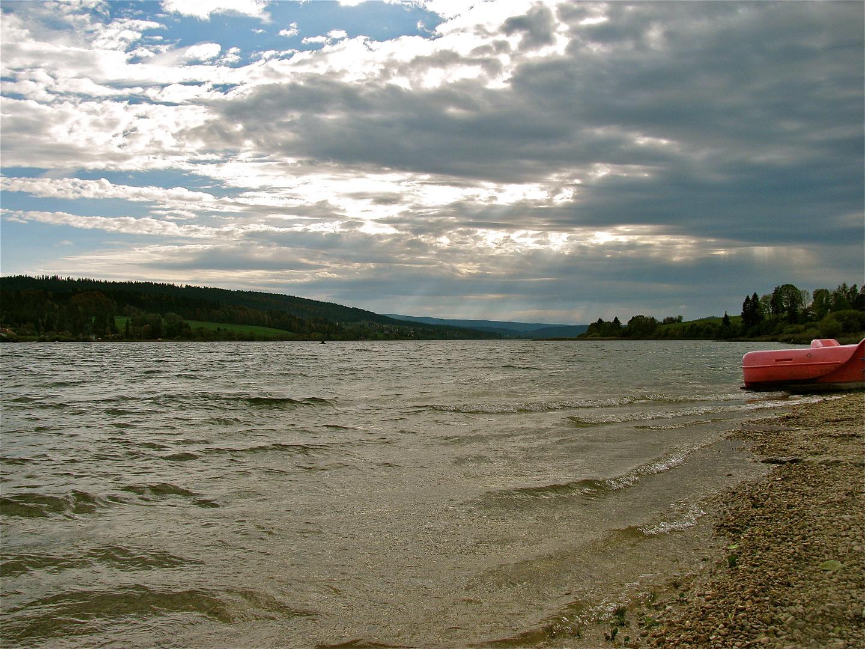 ... Lac de Saint-Point 1 !!!...