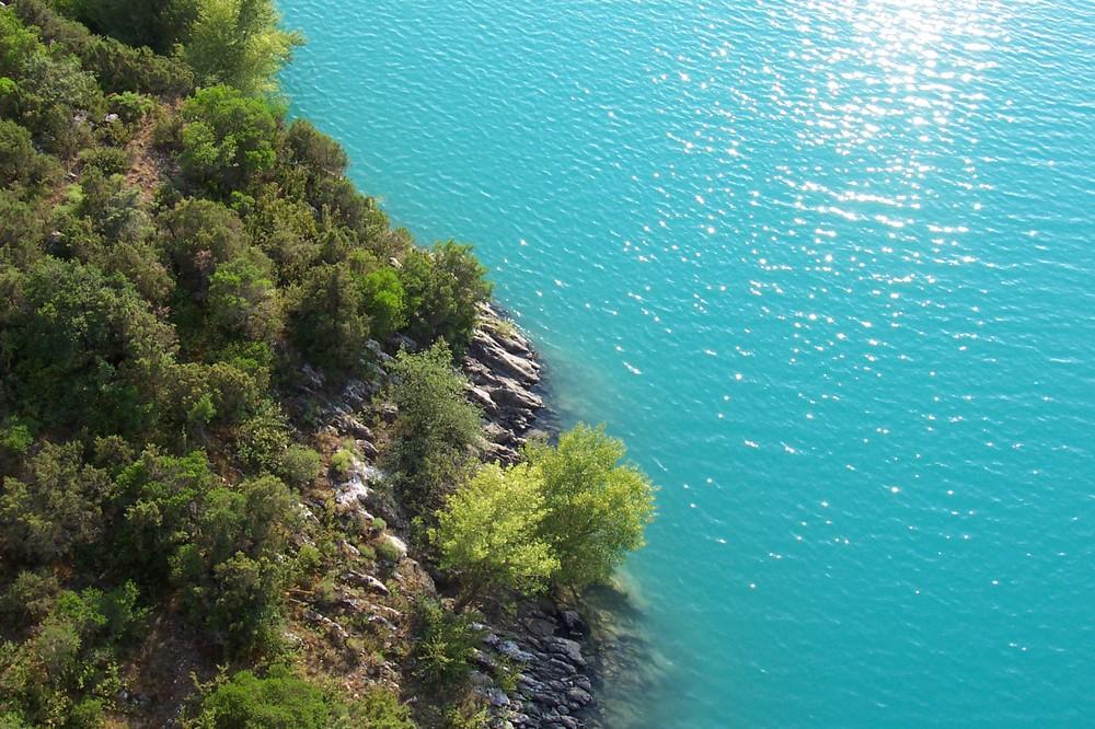 Lac de Ste Croix, Verdon