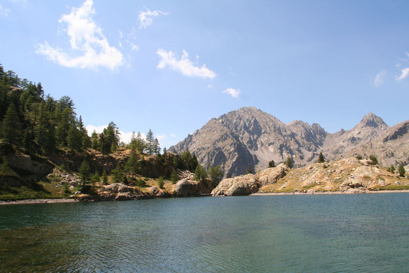 Lac de Tracolpas (Haute Vésubie)