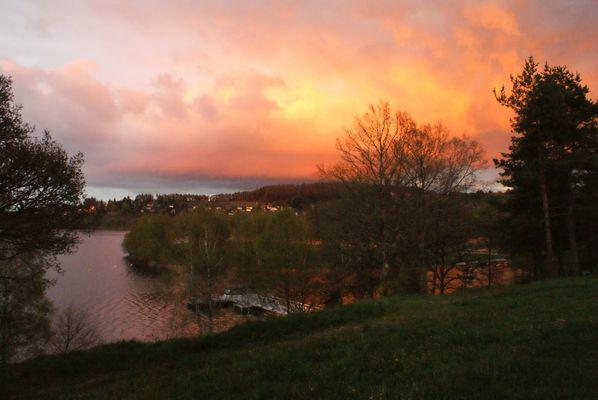 lac de vassiviére 2