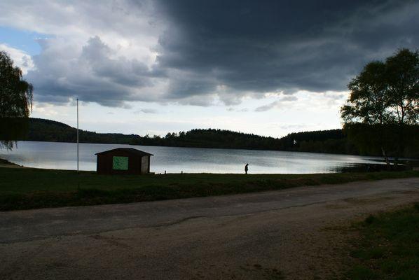 lac de vassiviére