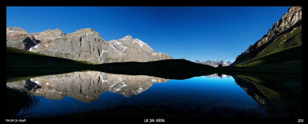 Lac des Cerces