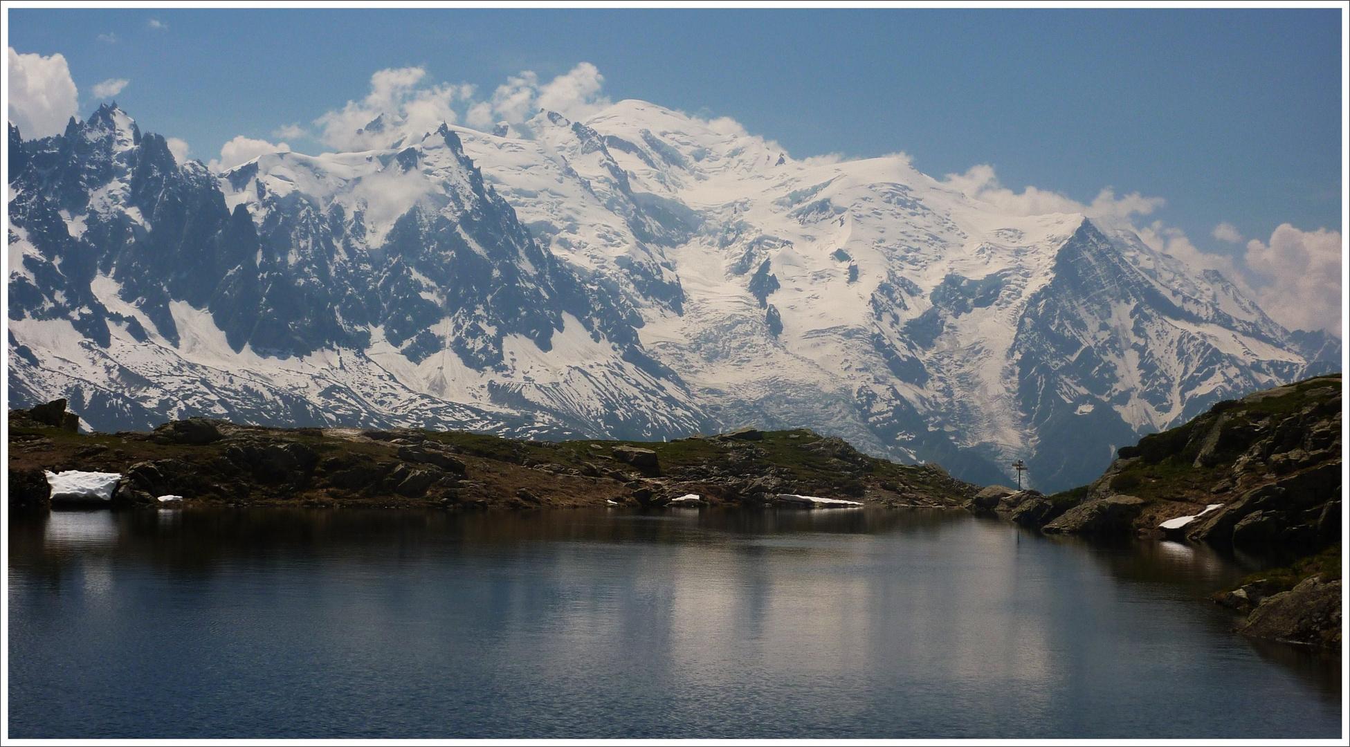 lac des Chéserys ( Chamonix)