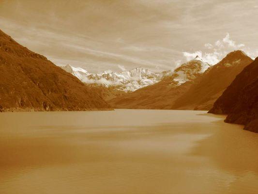 Lac des dix
