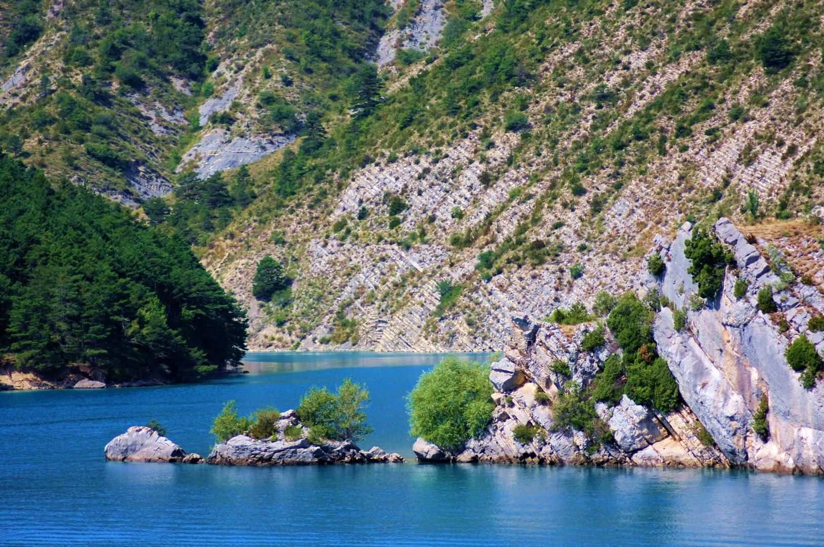 Lac des Gorges du Verdon