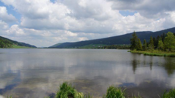 Lac Des Rousse Jura