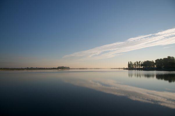 lac di Comacchio(italie)