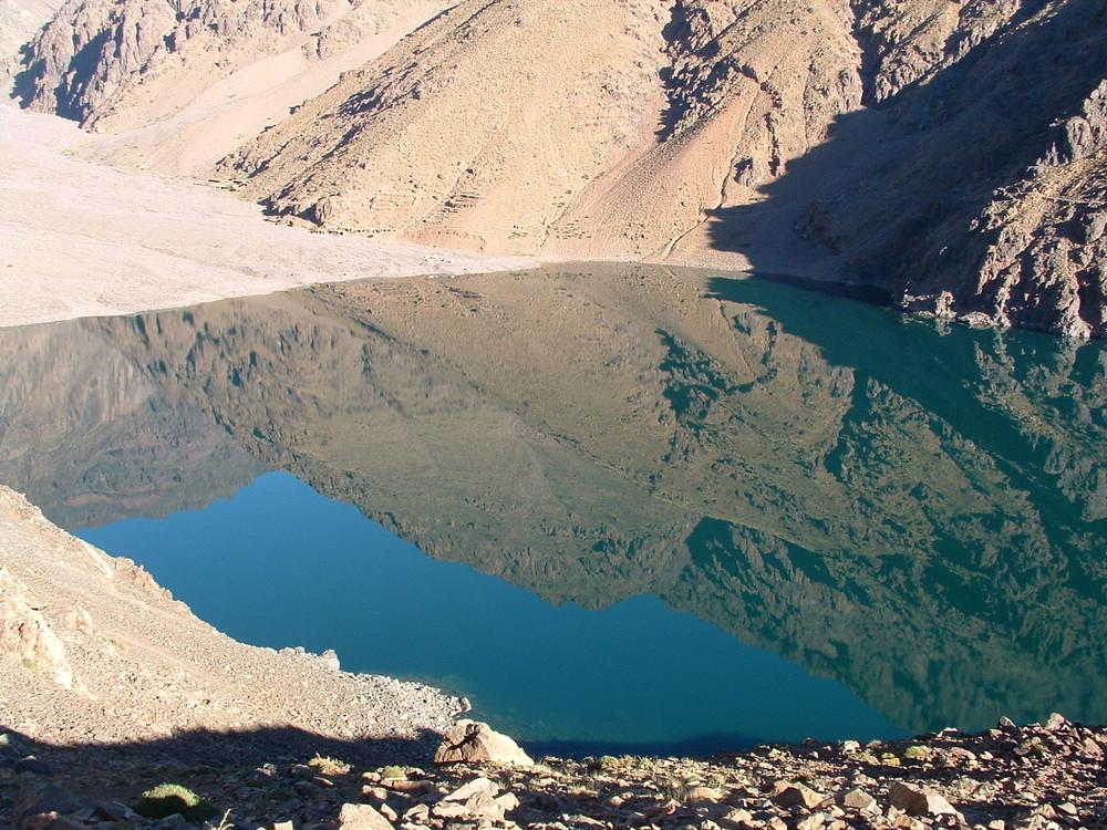lac d'ifni grand atlas 2