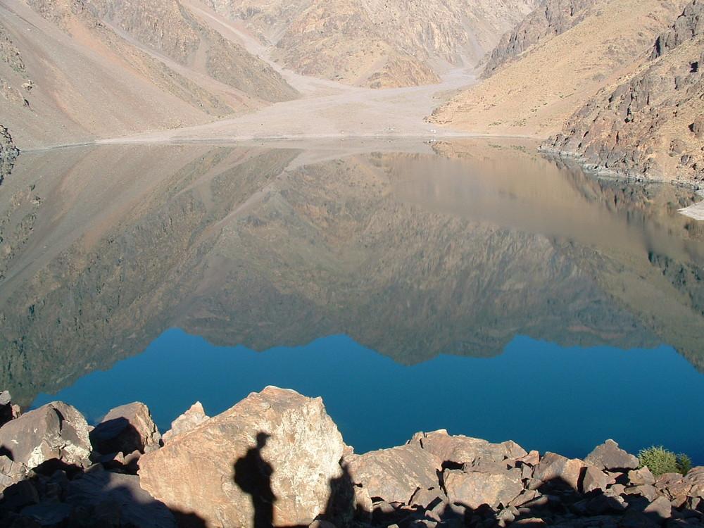 lac d'ifni grand atlas