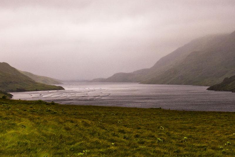 lac d'irlande