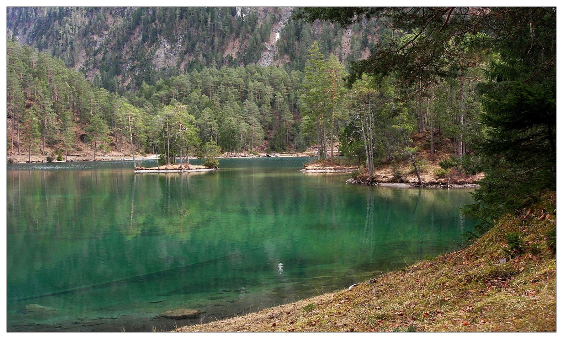 Lac Distance-Pierre/Tirol