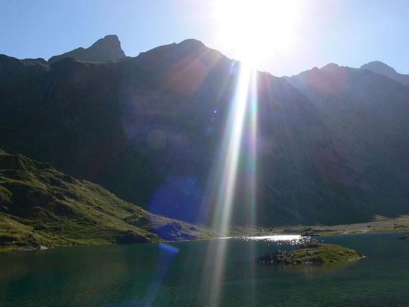 Lac d'Oussoue (2) 0707