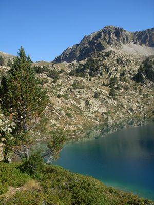 Lac du Bastan