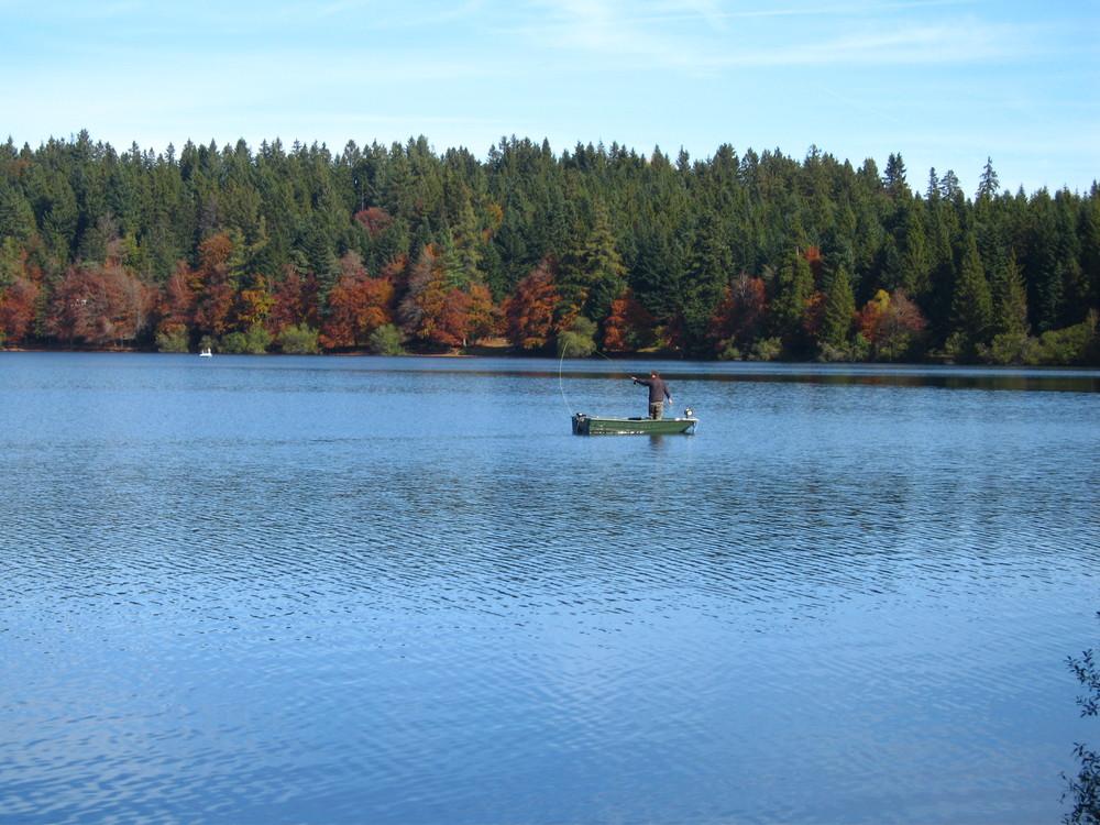 Lac du Bouchet - Auvergne