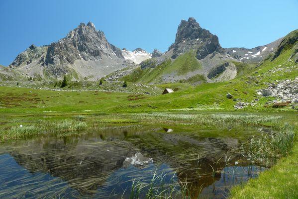 Lac du Chardonnet (2215 m)