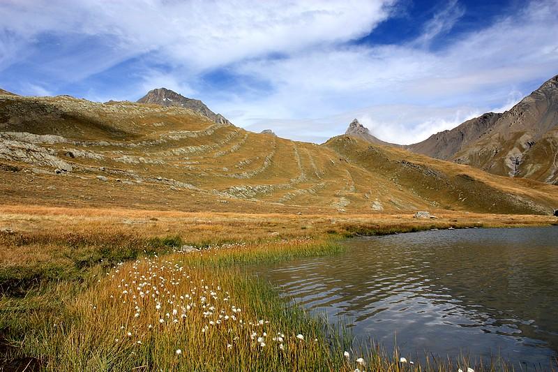lac du Goleon parc des Ecrins