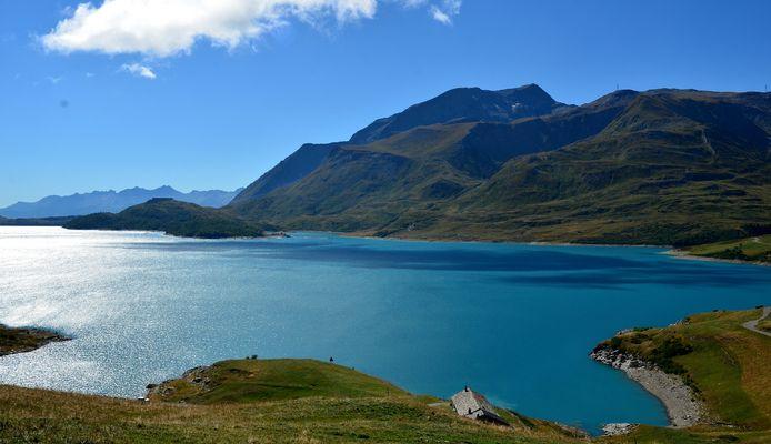 Lac du Mont Cenis ist ein Stausee in Frankreich