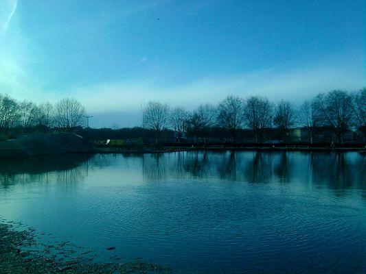 lac du parc floral
